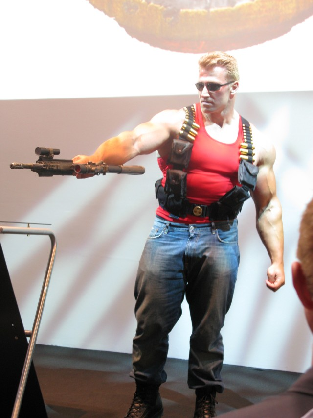 Gunter To Return At The 2011 Arnold!