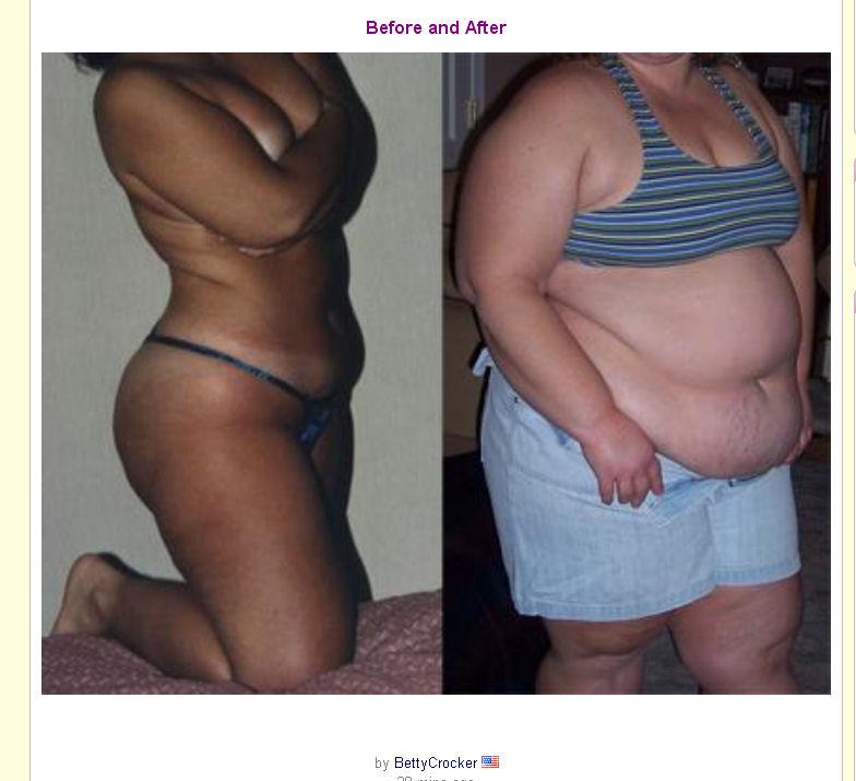gain fetish site Weight