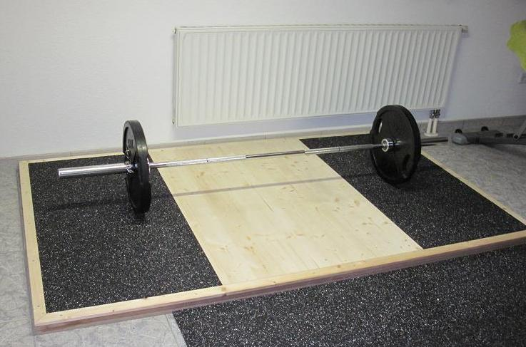 Diy Weightlifting Platform Bodybuilding Com Forums