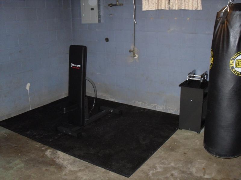 Home gym flooring thread foam rubber horse stall mats