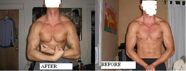 Before/After superdrol pics - Bodybuilding com Forums