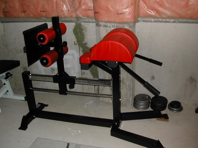 Garage gym ghd bodybuilding.com forums