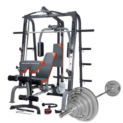 Review of Marcy Smith (PHE4000) home gym - Bodybuilding com Forums