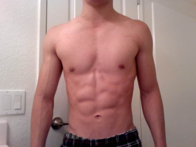 Uneven abs bodybuilding