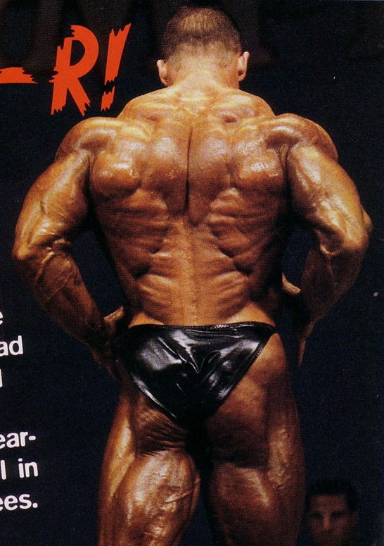 Can Someone Post Some Good Pics Of Dorian Yates Page 4
