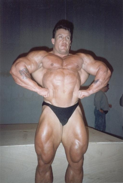 Can someone post some good pics of Dorian Yates? - Page 5 ...