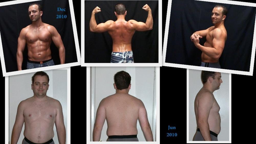 How lose fat and keep muscle