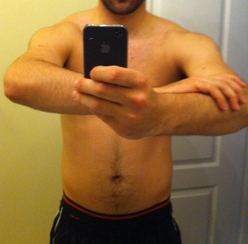 Anterior Delt is missing muscle - Bodybuilding.com Forums