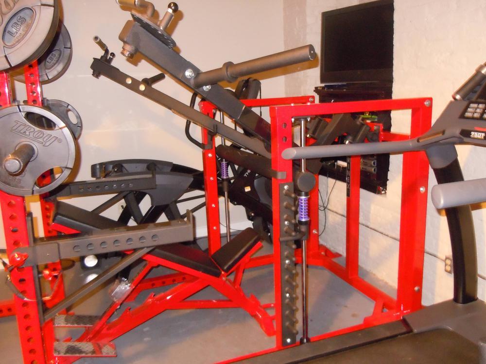 Sorinex Base Camp System Hurricane Calf Machine Ghd