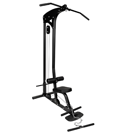 lat pulldown machine canada