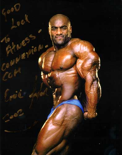 Ernie Taylor's new career        - Bodybuilding com Forums