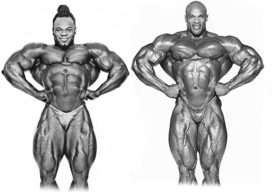 Kai Greene Vs Ronnie Coleman