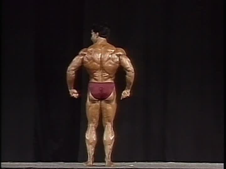 Samir Bannout - 1984 Mr. Olympia DVD PICS ...