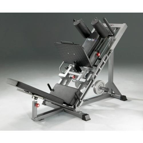 smith machine leg press attachment