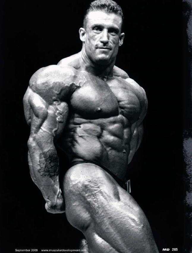 Dorian Yates - 1995 Mr. Olympia - High Quality Scans ...