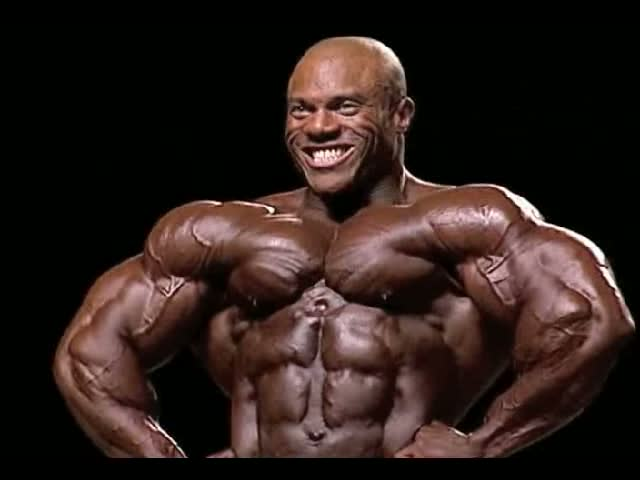 Phil Heath - 2008 Mr. Olympia - DVD PICS!!! - Bodybuilding ...