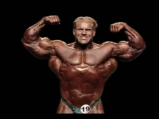 Jay Cutler - 2008 Mr. Olympia - DVD PICS!!! - Bodybuilding ...