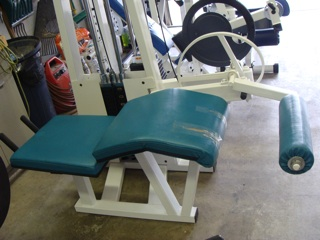 """pic's and discussion of your """"home gym""""  page 131"""