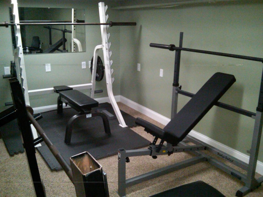 Pic S And Discussion Of Your Quot Home Gym Quot Page 132