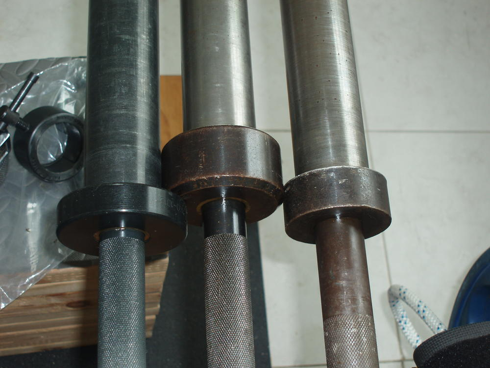 The barbell thread page 8 forums for Homemade safety squat bar
