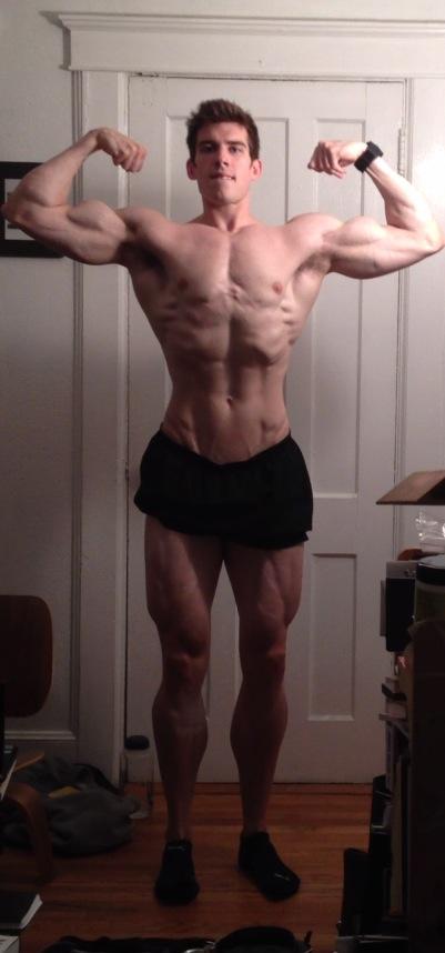 1 year transformation 165 to 180 @ 4% body fat - Bodybuilding.com Forums