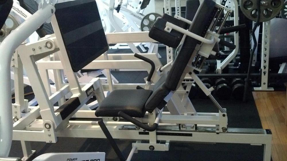 leg press machine cost