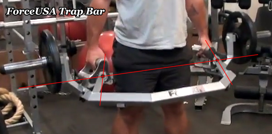 For Example When Forceusa Trap Bar Is In Use There Seems To Be Noticable Rotation Inward Causing Slight Misalignment At Right Angle The Difference Might