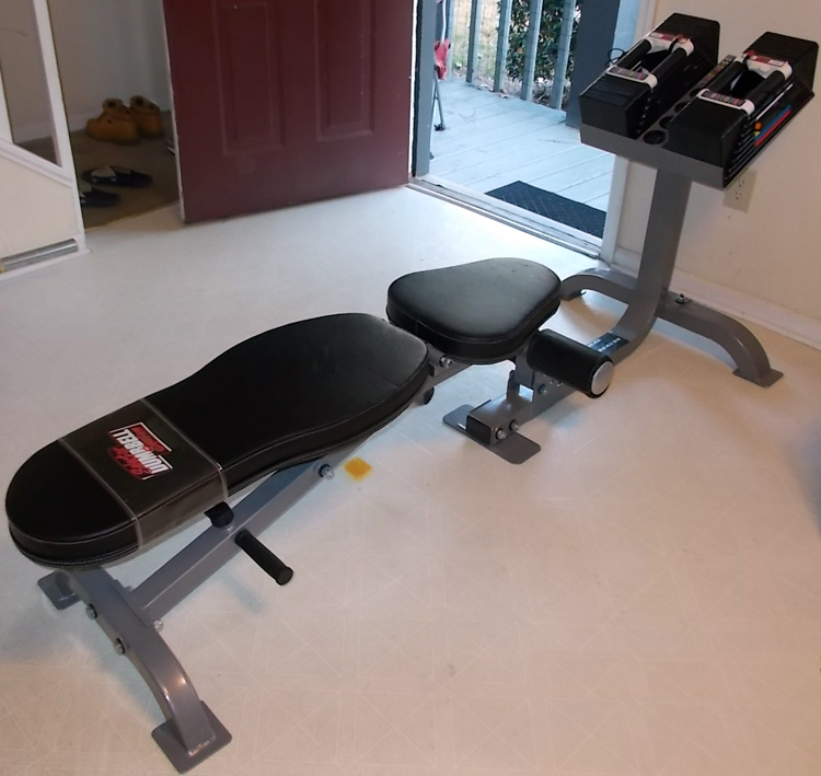 Powerblock Bench Stand Combo Forums