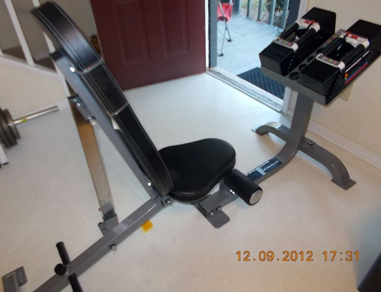 Powerblock Bench Stand Combo Bodybuilding Com Forums