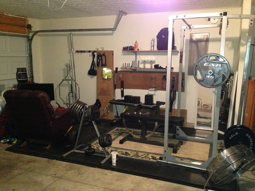 Garage gym journal bodybuilding forums