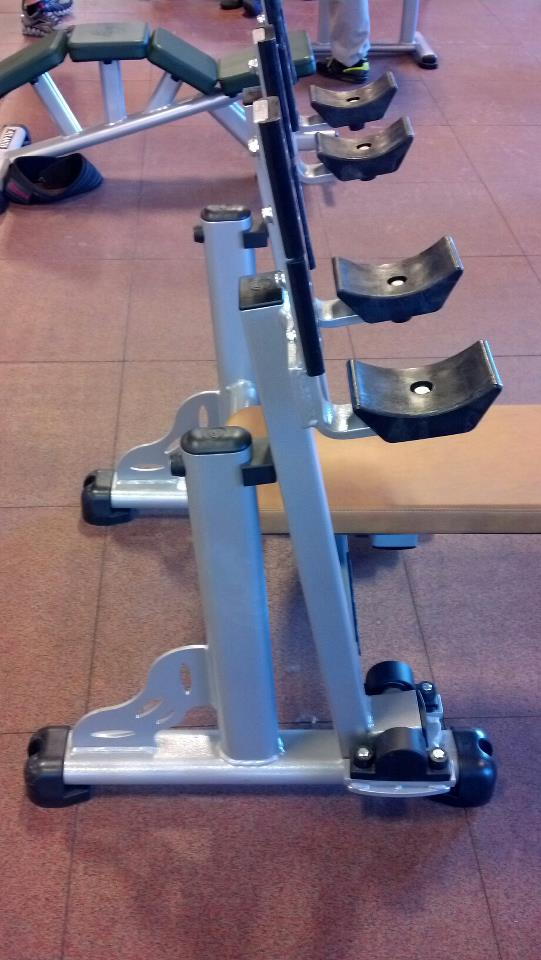 dumbbell bench press machine