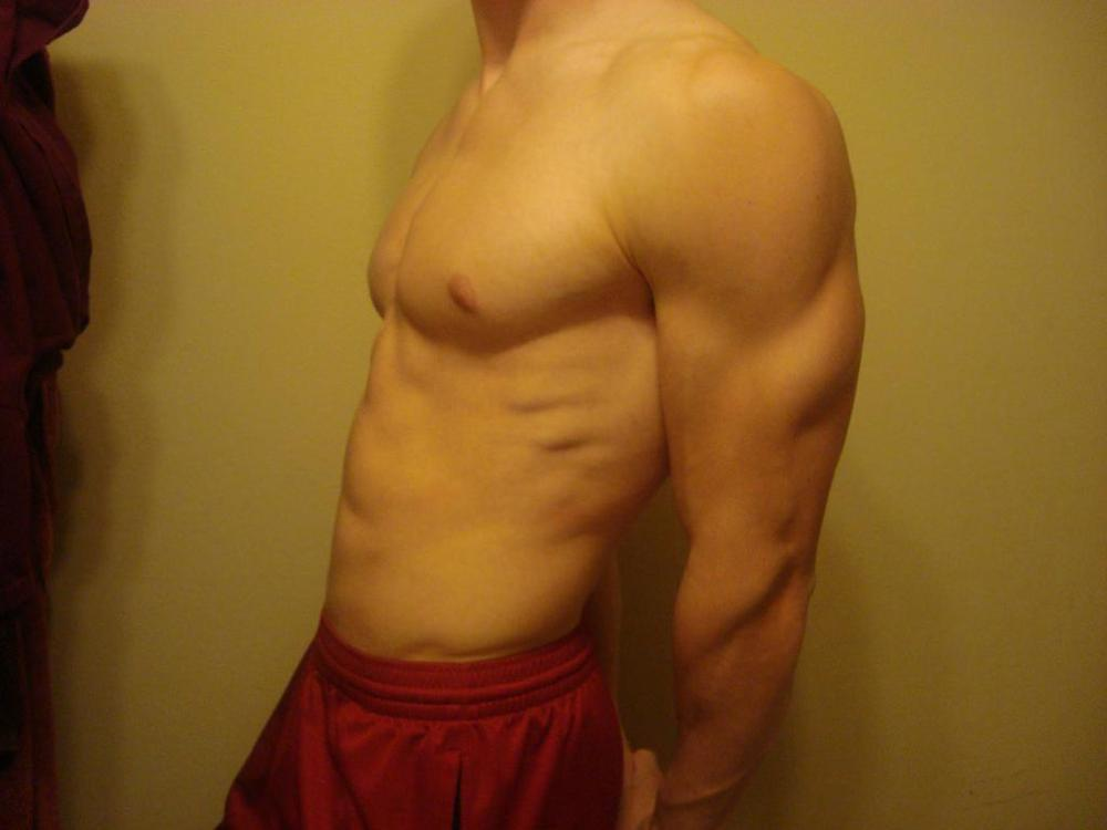 6 foot 7 inches, 230 pounds  How am I looking? - Bodybuilding com Forums