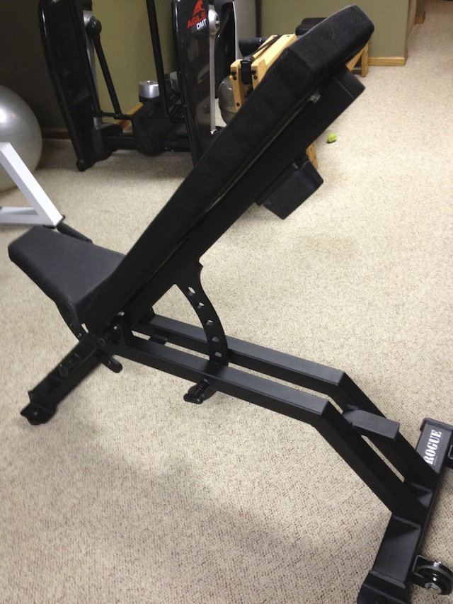 Review Rae Crowther Pro Awesome Utility Bench
