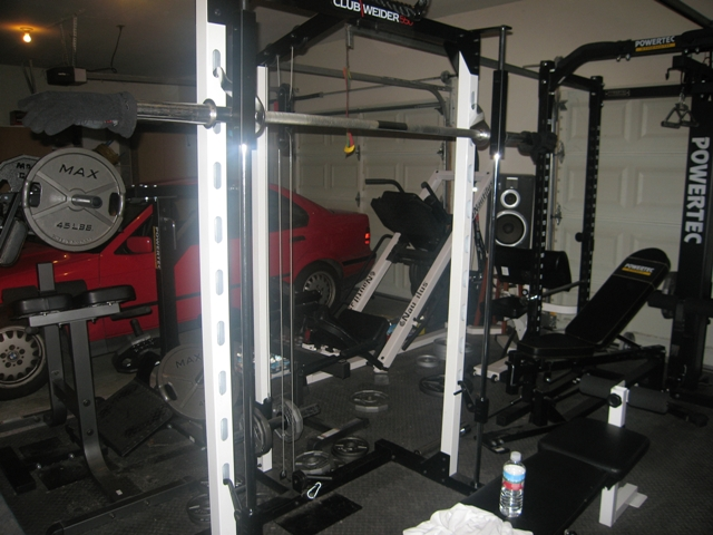 Lets see some home gym setups hardwarezone sg