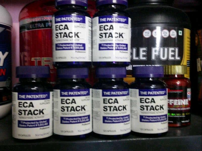 Ec stack fat loss