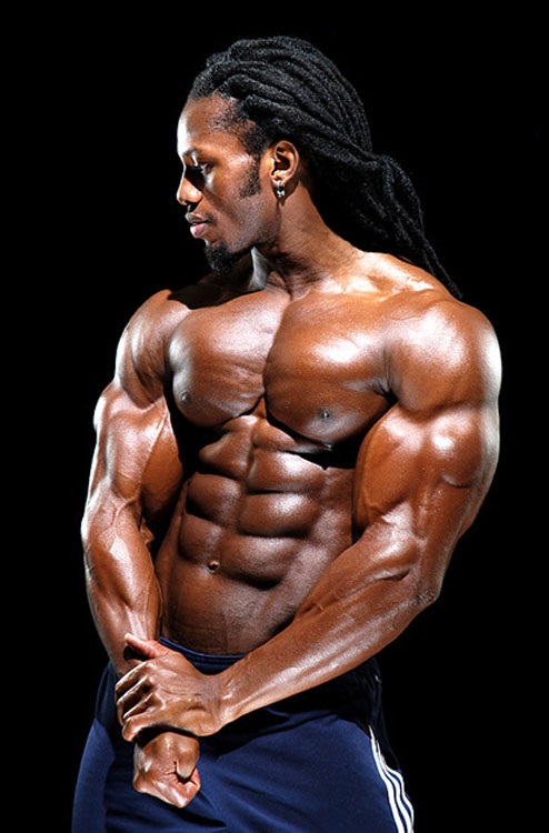 Ulises Bodybuilding