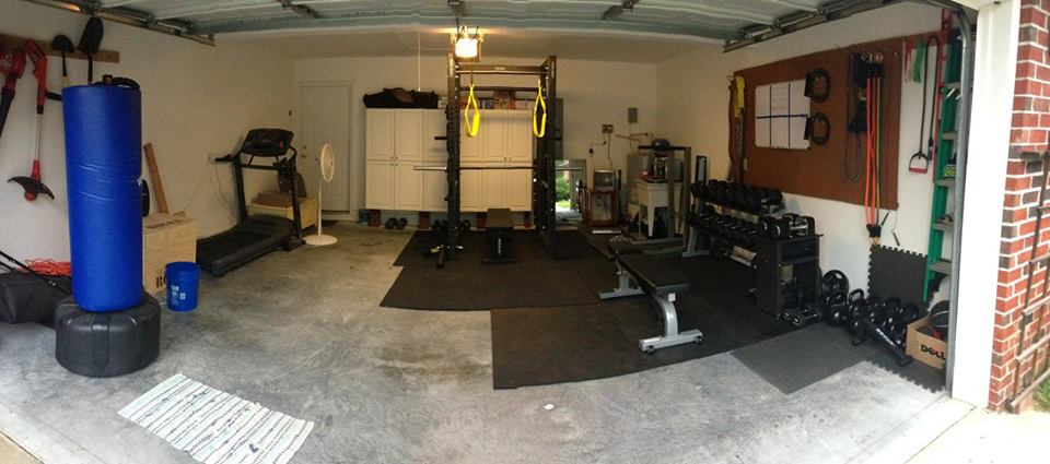 Garage mma gym my pando s labrynth