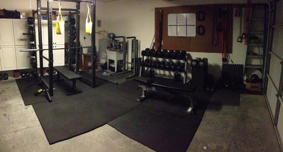 My Garage Gym Photos Bodybuilding Com Forums