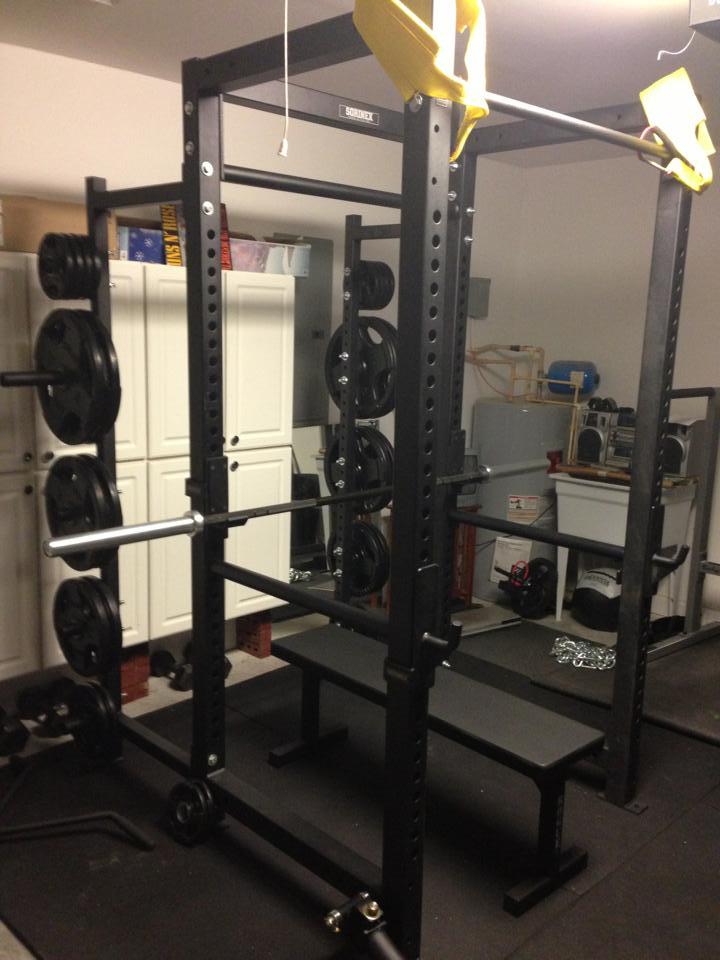 My garage gym photos bodybuilding forums