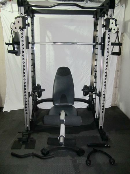 What Do You Think Of Nautilus Complete Home Gym