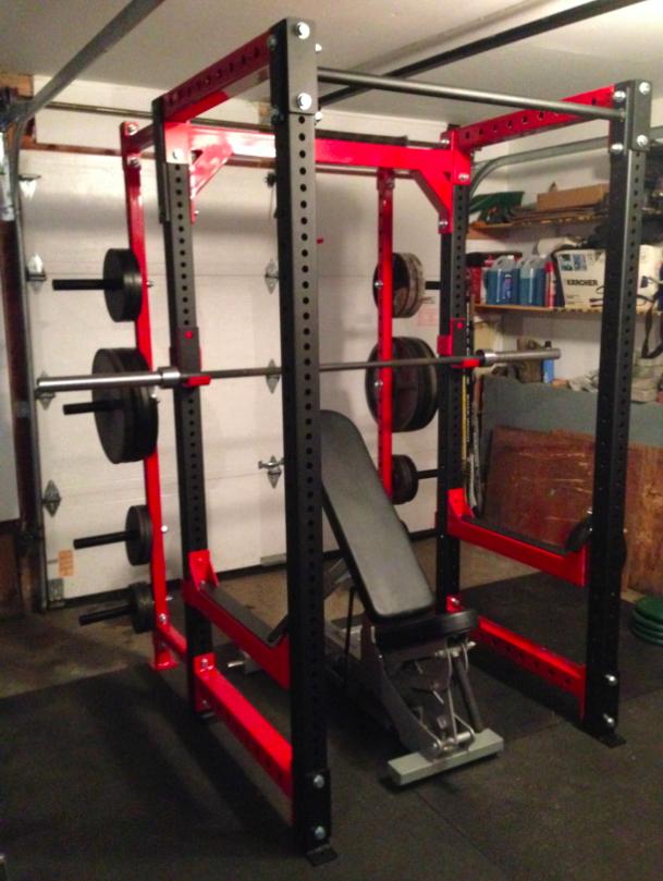 Power Rack Build Page 2 Bodybuilding Com Forums