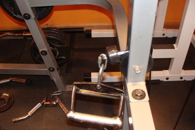 lat pulldown without machine