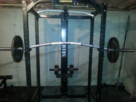 """pic's and discussion of your """"home gym""""  page 174"""