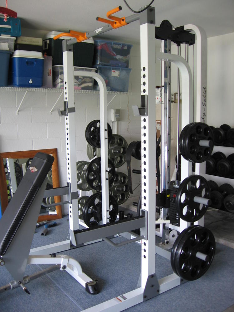 Fitness Gear Squat Rack Review Blog Dandk