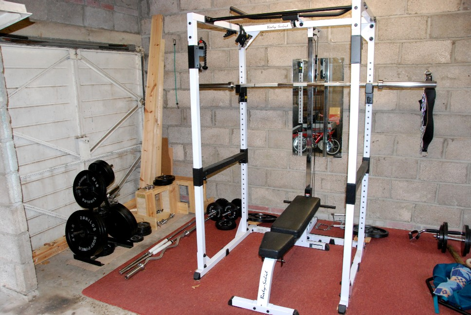 The Official Power Rack Thread August 2010 Version