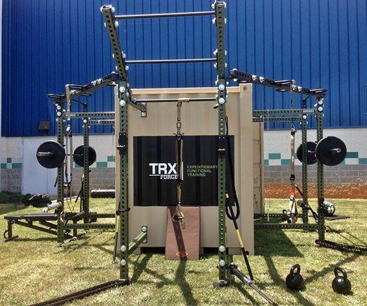 Attn Matrix Sorinex Trx Training Equipment Shed
