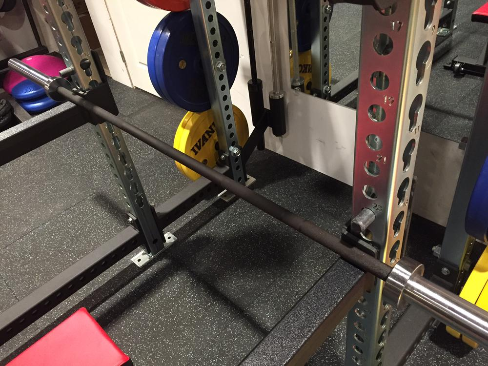 Plastic C Channel On Power Rack Spotter Arms Not Uhmw Bodybuilding Com Forums