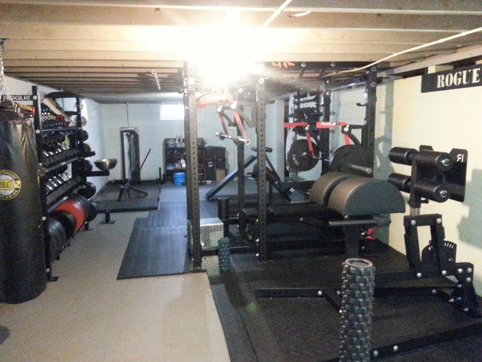 Help building an epic home gym bodybuilding forums
