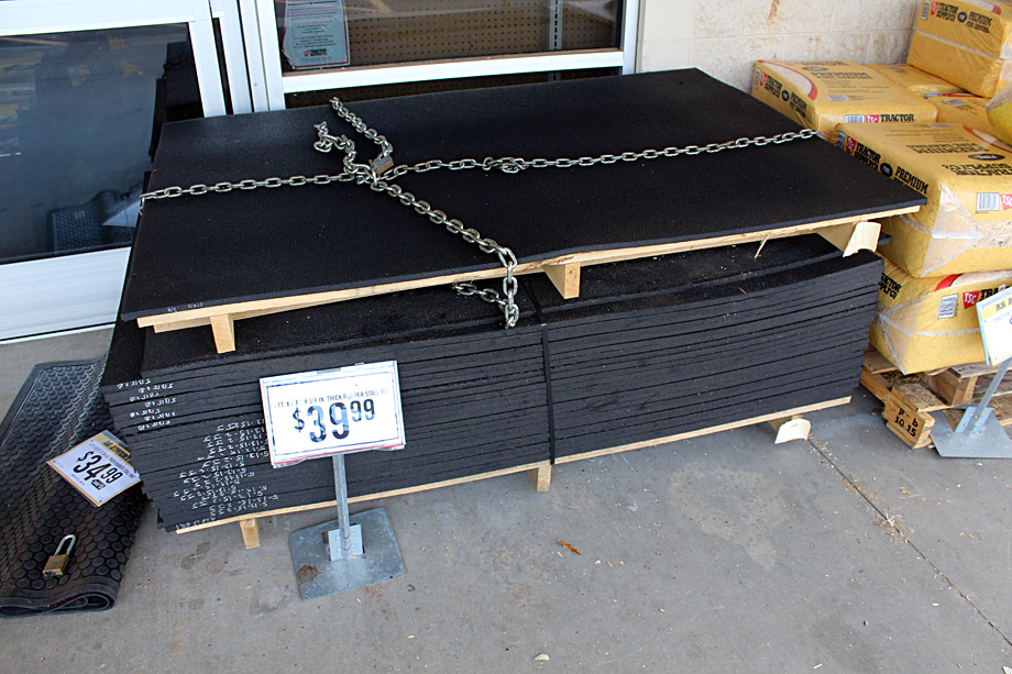 Tractor Supply 5x8 Trailer Bed Material Mytractorforum