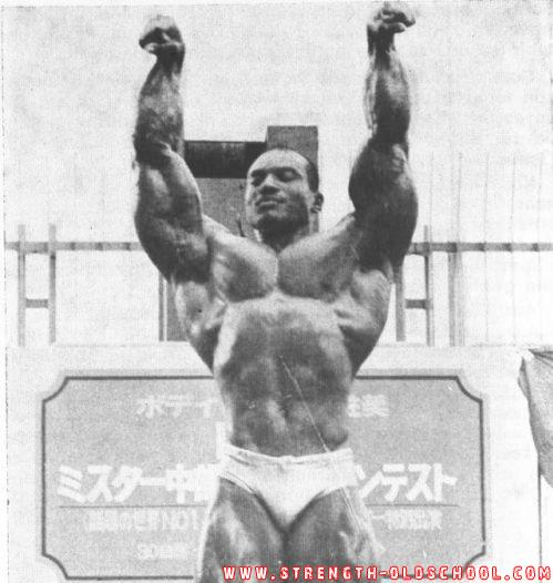 Image result for sergio oliva 70's